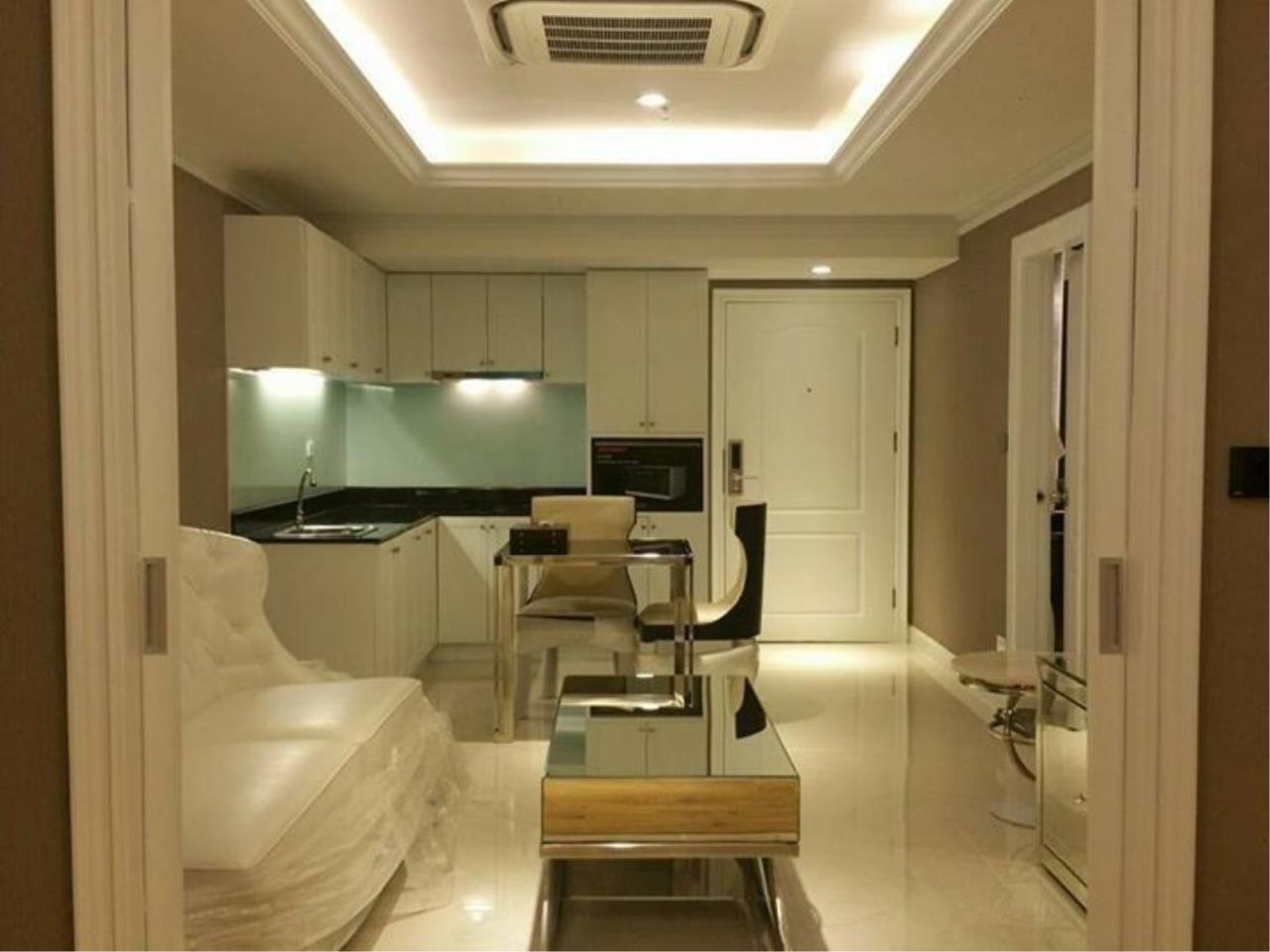 The One Residence Agency's condominium for rent at State Tower , 1BR , 1BA , 53SQM 2