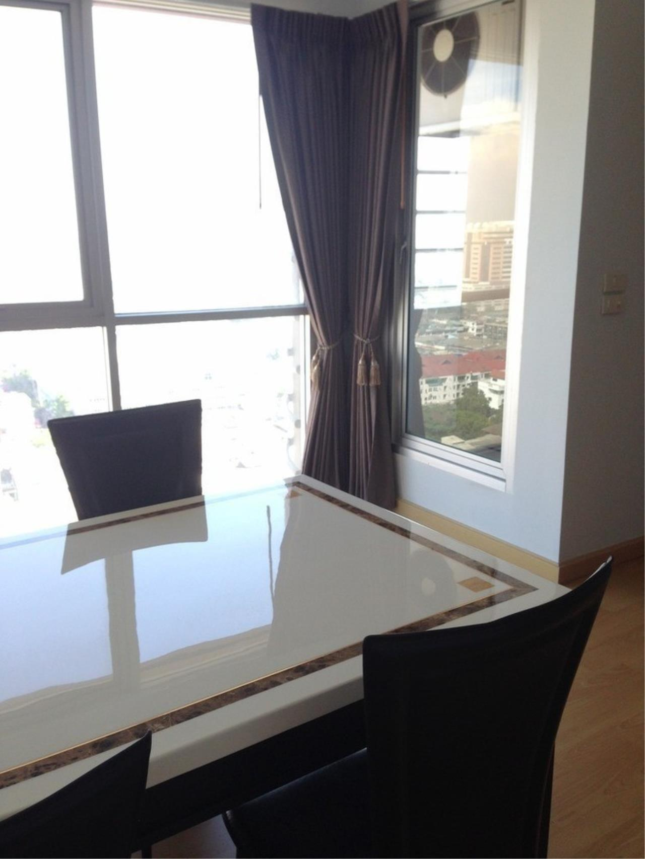 The One Residence Agency's condominium for rent at St. Louis Grand Terrace , 2BR , 2BA , 157SQM 6