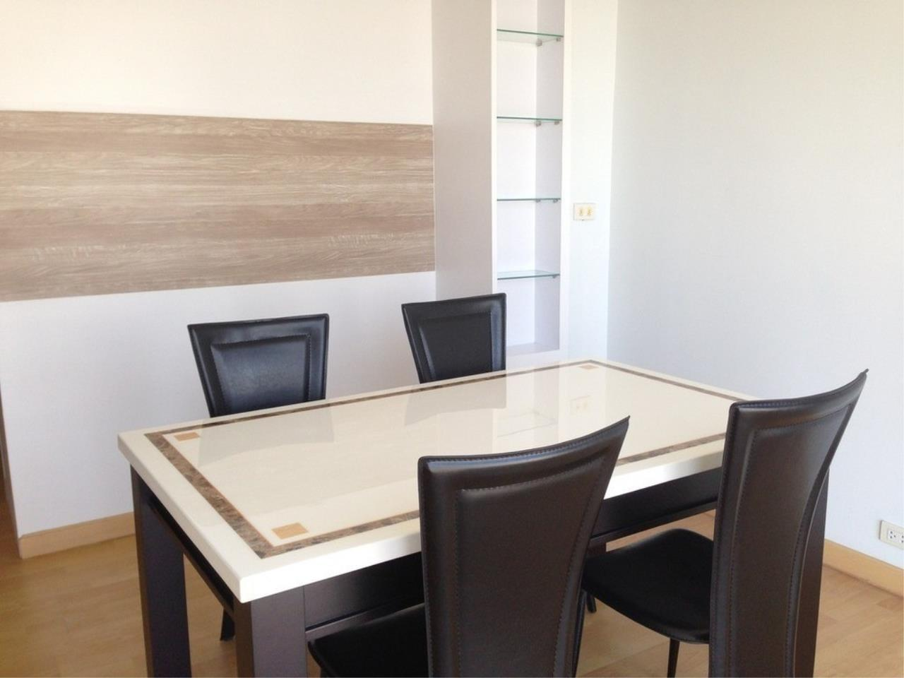 The One Residence Agency's condominium for rent at St. Louis Grand Terrace , 2BR , 2BA , 157SQM 3