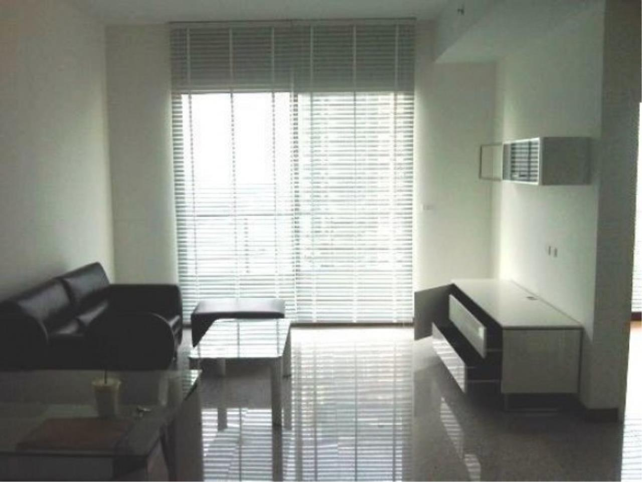 The One Residence Agency's condominium for rent at Supalai River Place , 1BR , 1BA , 70SQM 2