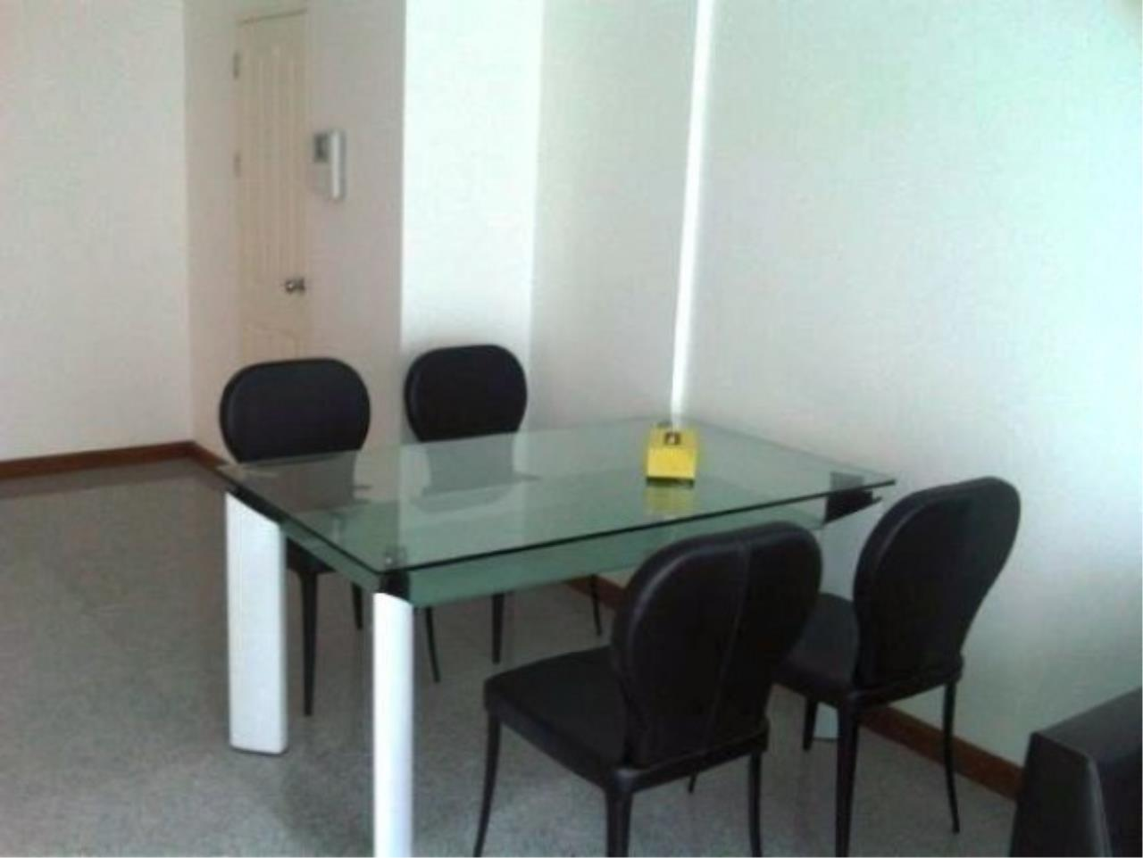 The One Residence Agency's condominium for rent at Supalai River Place , 1BR , 1BA , 70SQM 1