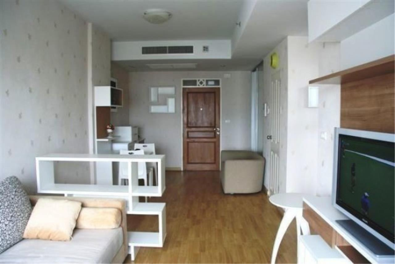 The One Residence Agency's condominium for rent at Supalai River Place , 1BR , 1BA , 54SQM 1