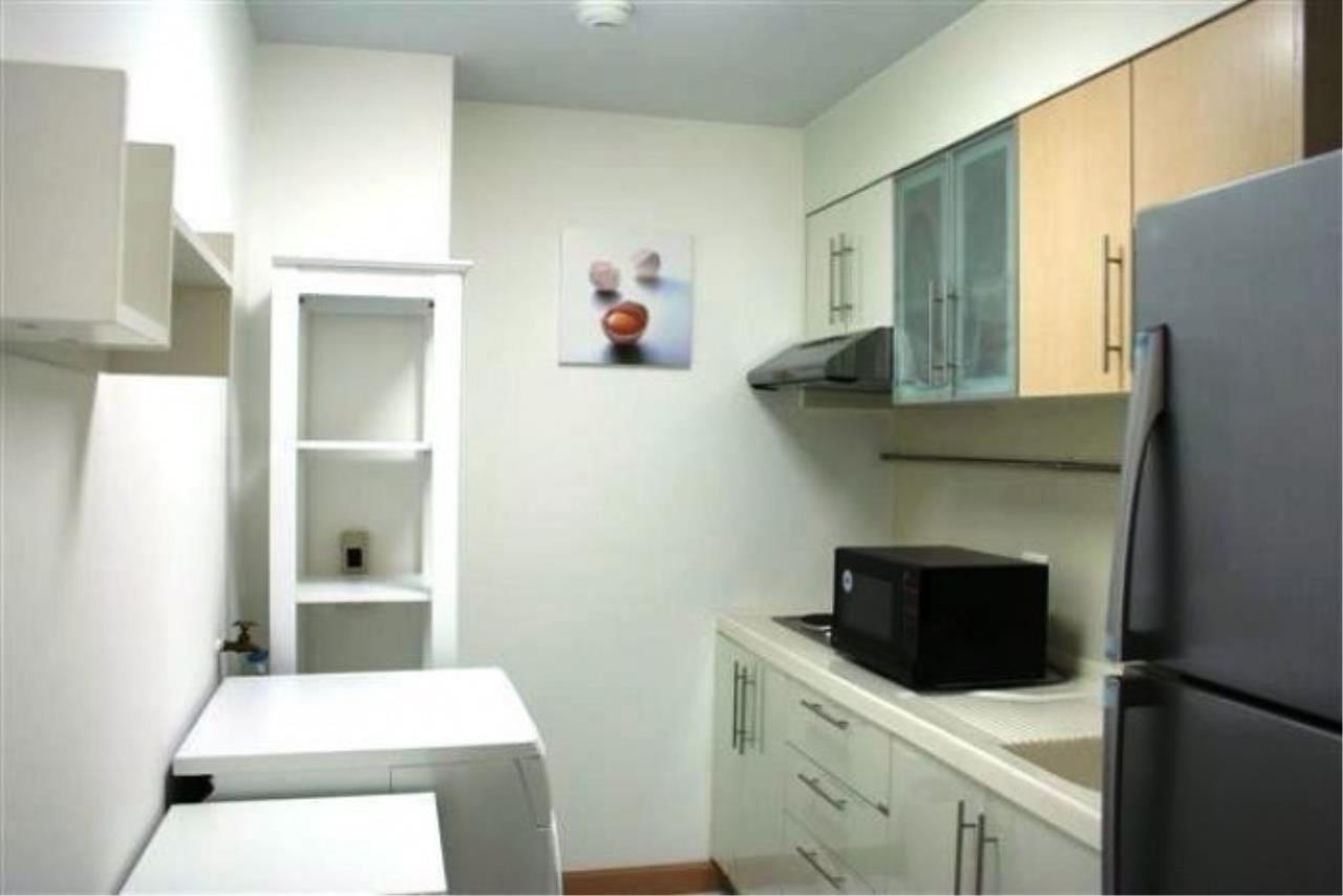 The One Residence Agency's condominium for rent at Supalai River Place , 1BR , 1BA , 54SQM 3
