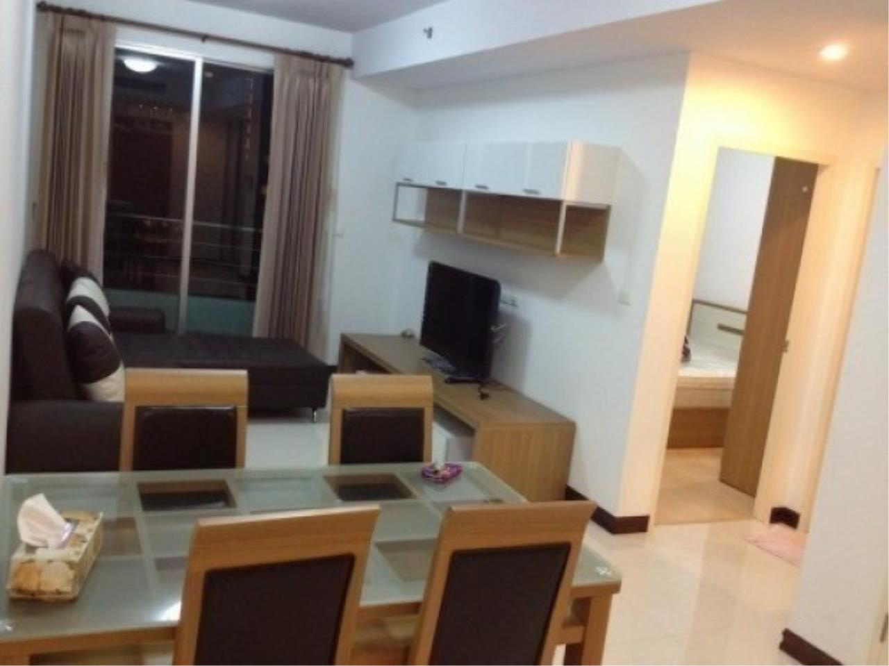 The One Residence Agency's condominium for rent at Supalai River Place , 1BR , 1BA , 53SQM 5