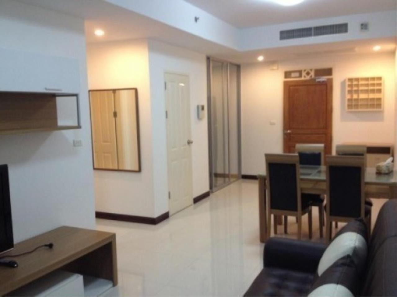 The One Residence Agency's condominium for rent at Supalai River Place , 1BR , 1BA , 53SQM 1