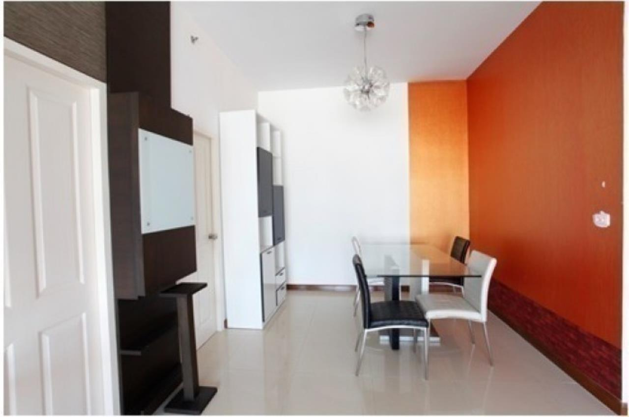 The One Residence Agency's condominium for rent at Supalai River Place , 2BR , 2BA , 80SQM 1