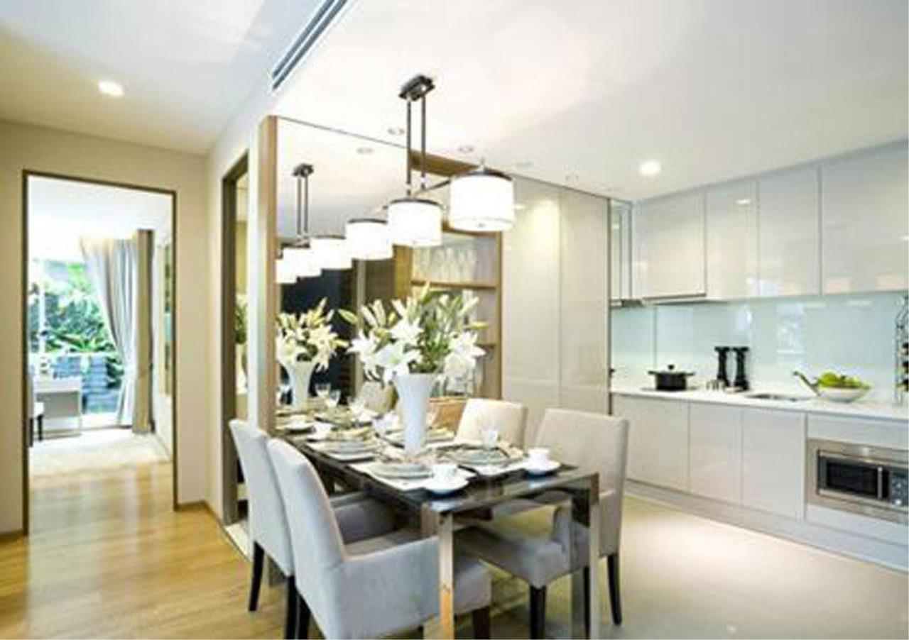 The One Residence Agency's condominium for rent at The Address Asoke , 2BR , 3BA , 75SQM 3