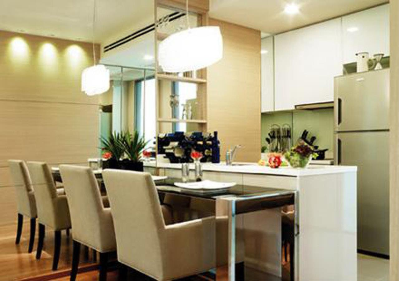 The One Residence Agency's condominium for rent at The Address Asoke , 2BR , 3BA , 75SQM 1