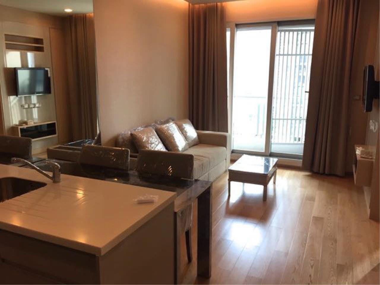 The One Residence Agency's condominium for rent at The Address Asoke , 1BR , 1BA , 45SQM 7