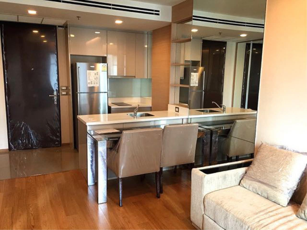 The One Residence Agency's condominium for rent at The Address Asoke , 1BR , 1BA , 45SQM 6