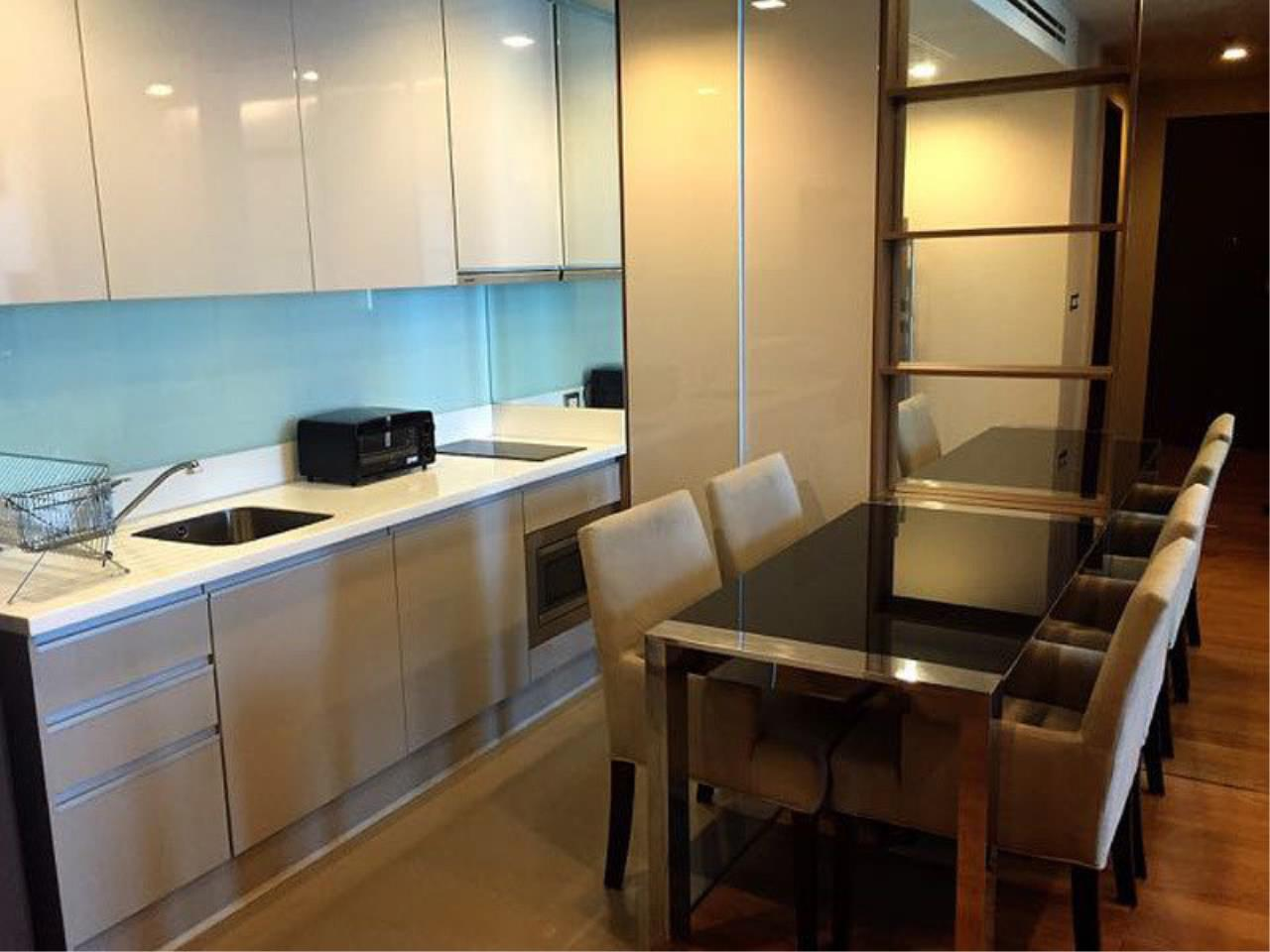 The One Residence Agency's condominium for rent at The Address Asoke , 2BR , 2BA , 66SQM 5