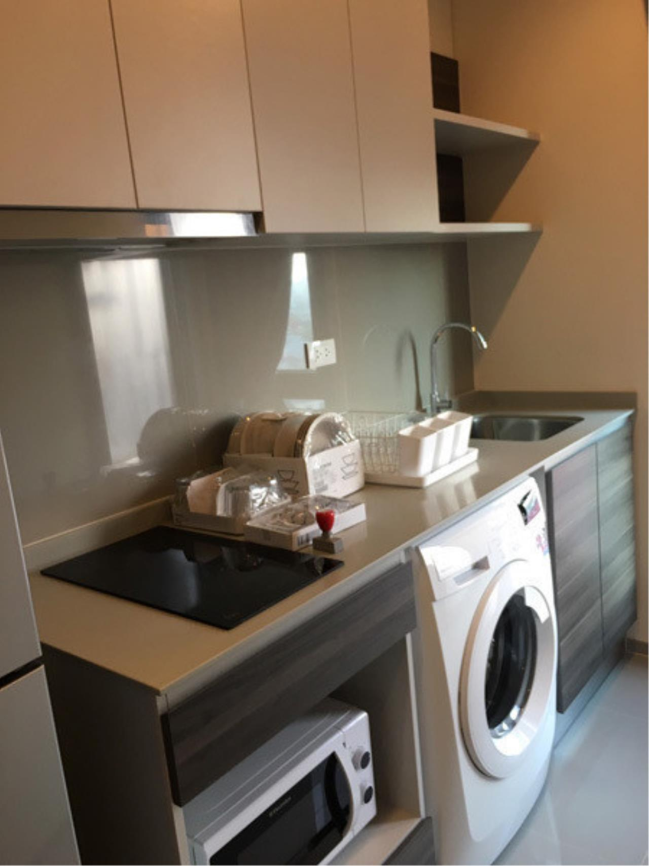 The One Residence Agency's condominium for rent at Centric Ratchada - Huai Khwang , 1BR , 1BA , 43SQM 4