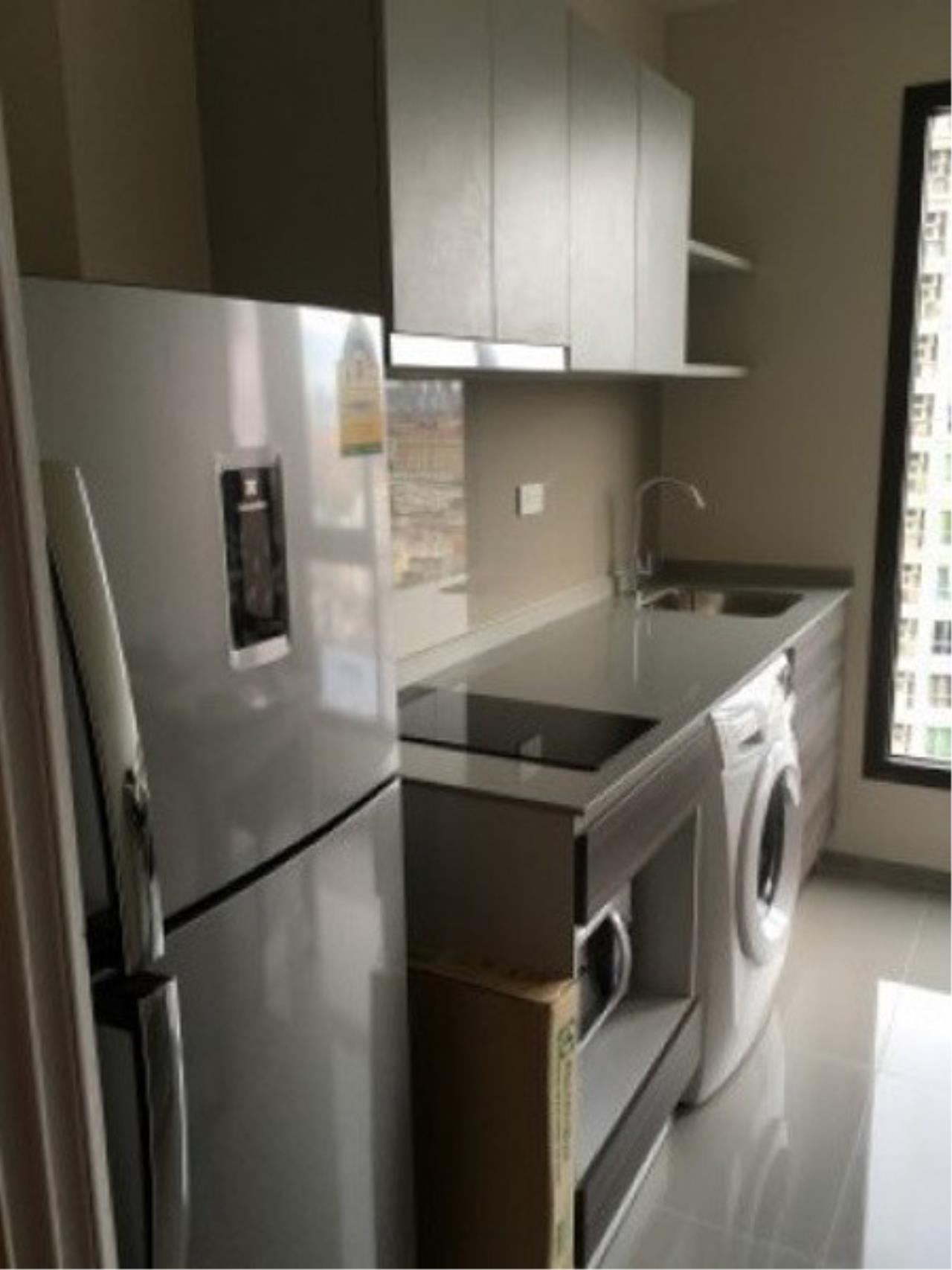 The One Residence Agency's condominium for rent at Centric Ratchada - Huai Khwang , 1BR , 1BA , 32SQM 1