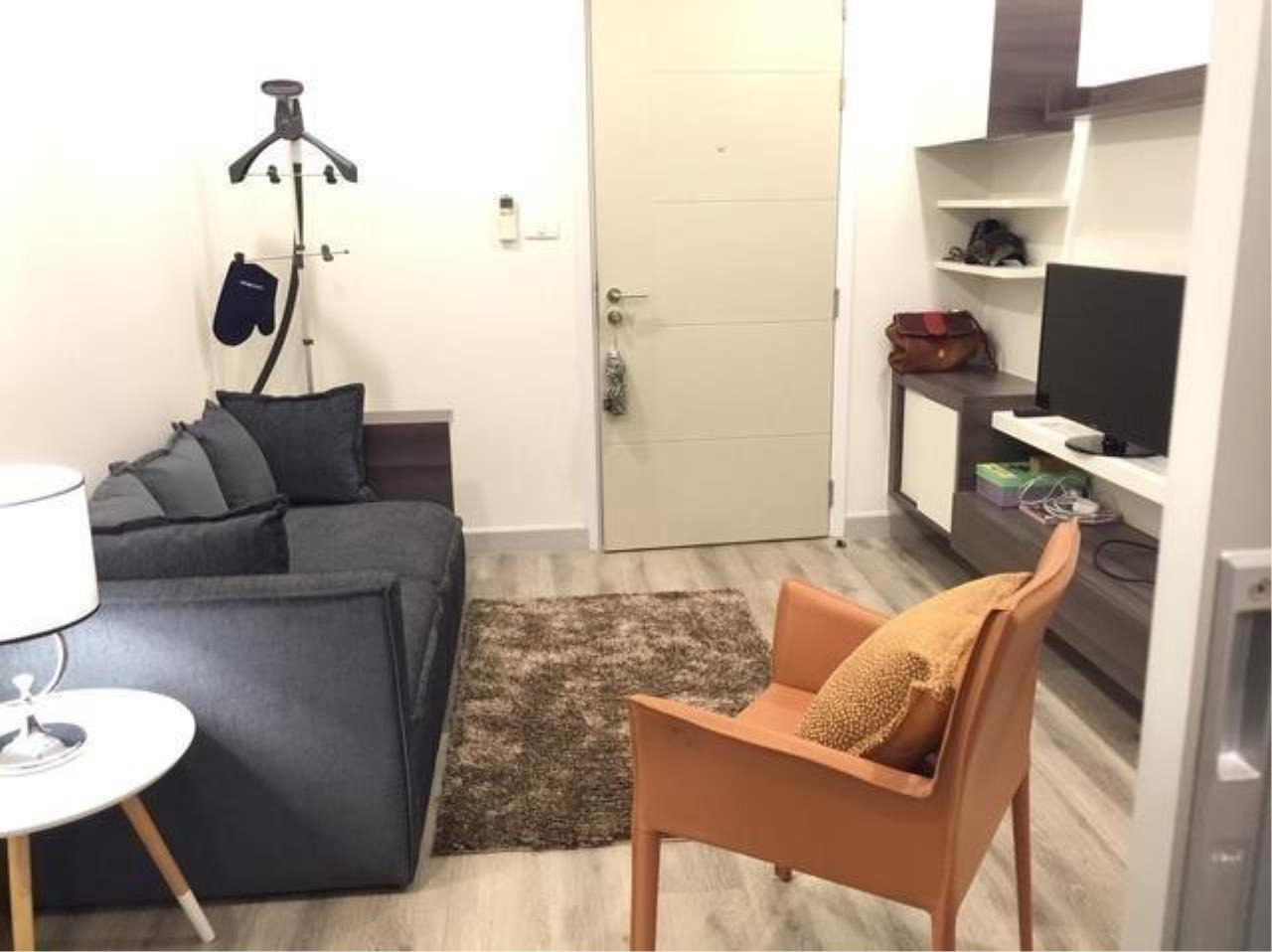 The One Residence Agency's condominium for rent at Centric Sathorn St. Louis , 1BR , 1BA , 37SQM 3