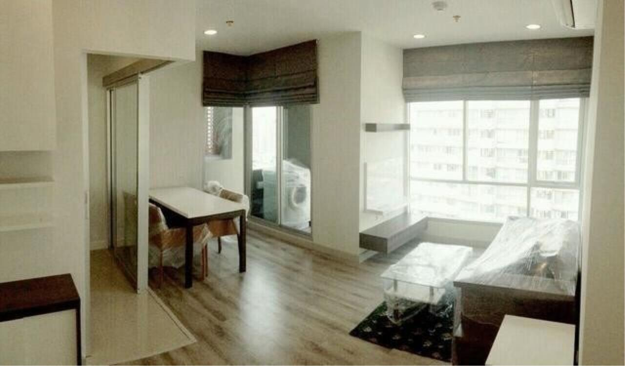 The One Residence Agency's condominium for rent at Centric Sathorn St. Louis , 2BR , 2BA , 59SQM 2