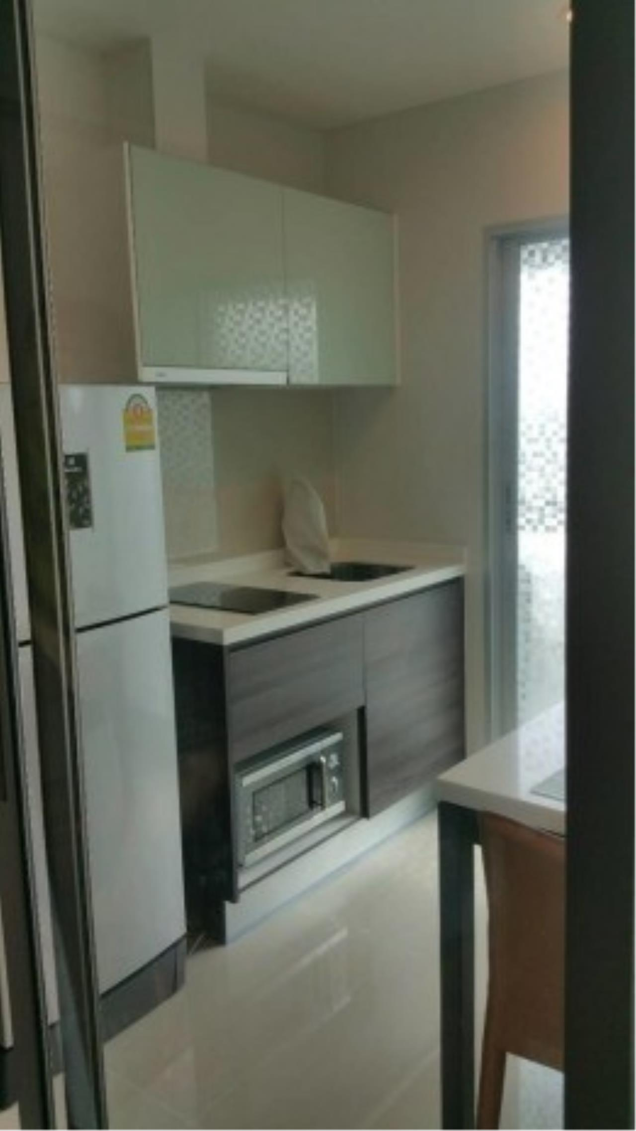 The One Residence Agency's condominium for rent at Centric Sathorn St. Louis , 1BR , 1BA , 35SQM 5