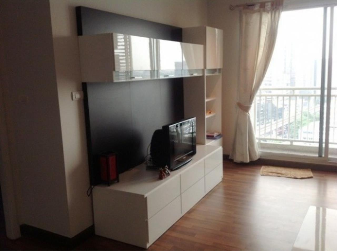 The One Residence Agency's condominium for rent at Centric Scene Aree 2 , 1BR , 1BA , 58SQM 2