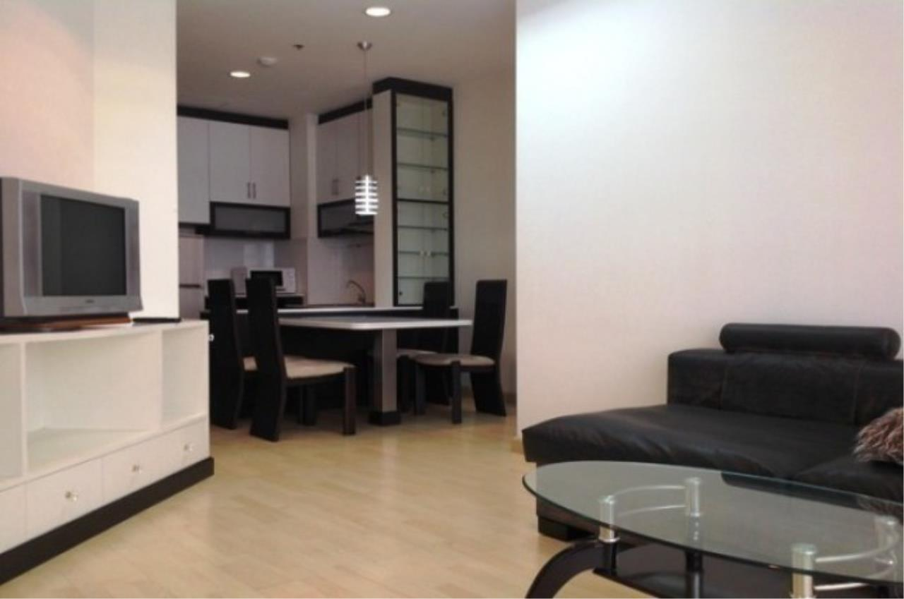 The One Residence Agency's condominium for rent at CitiSmart Sukhumvit 18 , 2BR , 2BA , 73SQM 3
