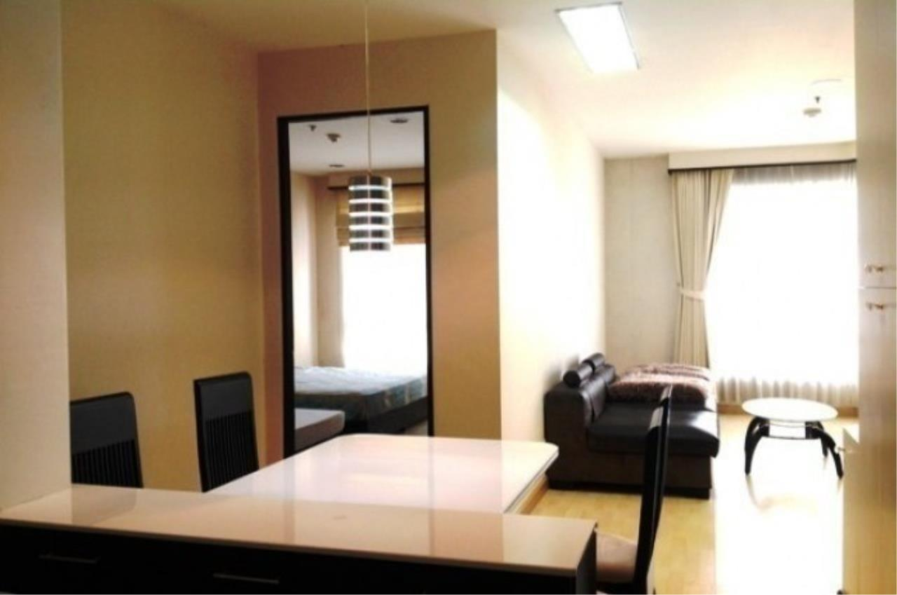 The One Residence Agency's condominium for rent at CitiSmart Sukhumvit 18 , 2BR , 2BA , 73SQM 4