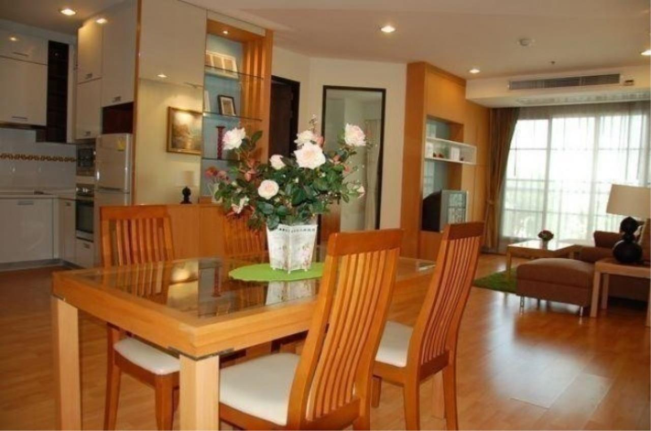 The One Residence Agency's condominium for rent at CitiSmart Sukhumvit 18 , 2BR , 2BA , 123SQM 1