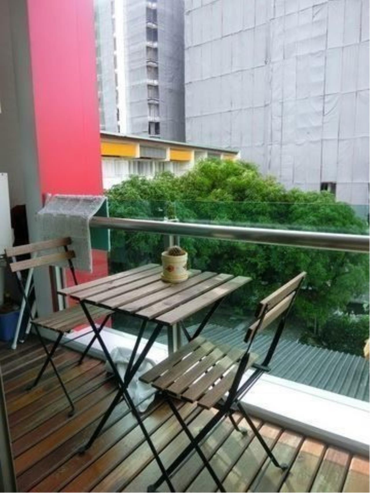 The One Residence Agency's condominium for rent at Click Condo Sukhumvit 65 , 2BR , 2BA , 70SQM 7