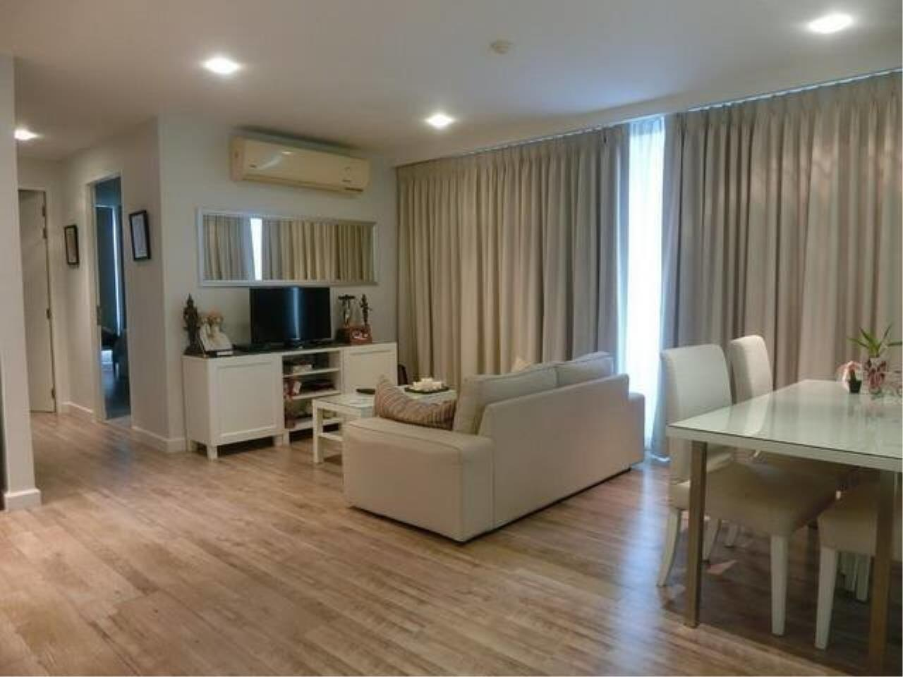 The One Residence Agency's condominium for rent at Click Condo Sukhumvit 65 , 2BR , 2BA , 70SQM 5