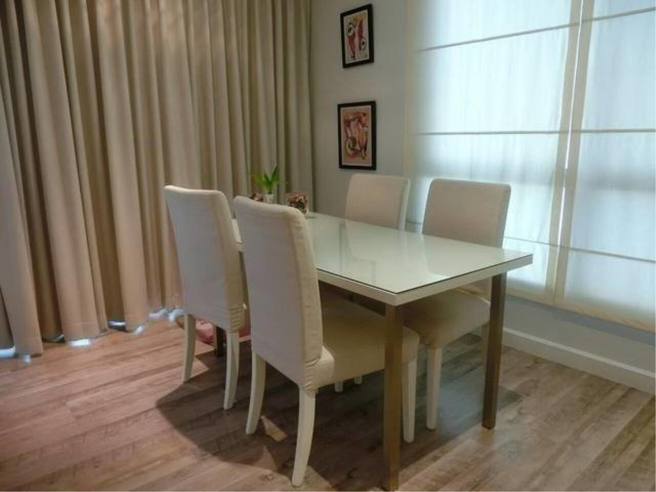 The One Residence Agency's condominium for rent at Click Condo Sukhumvit 65 , 2BR , 2BA , 70SQM 4