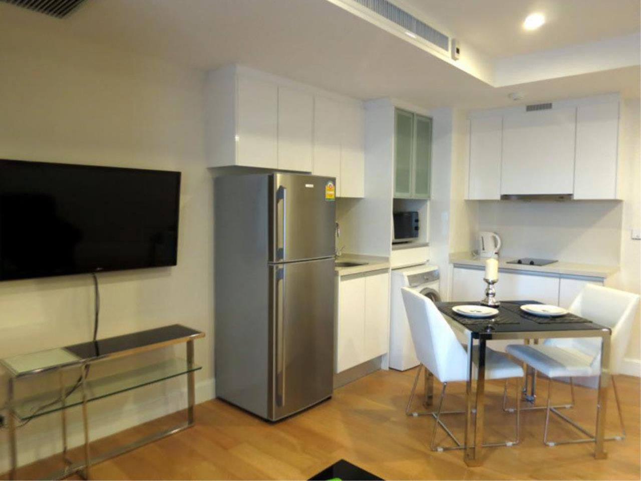 The One Residence Agency's condominium for rent at Collezio Sathorn-Pipat , 1BR , 1BA , 44SQM 3