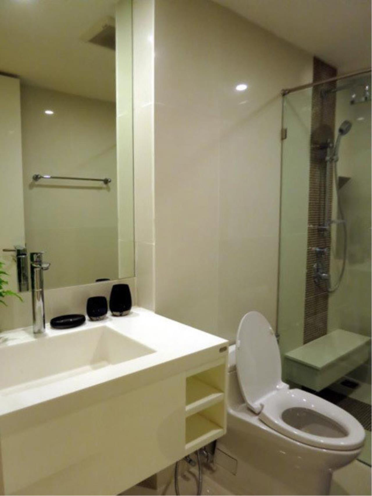 The One Residence Agency's condominium for rent at Collezio Sathorn-Pipat , 1BR , 1BA , 44SQM 5