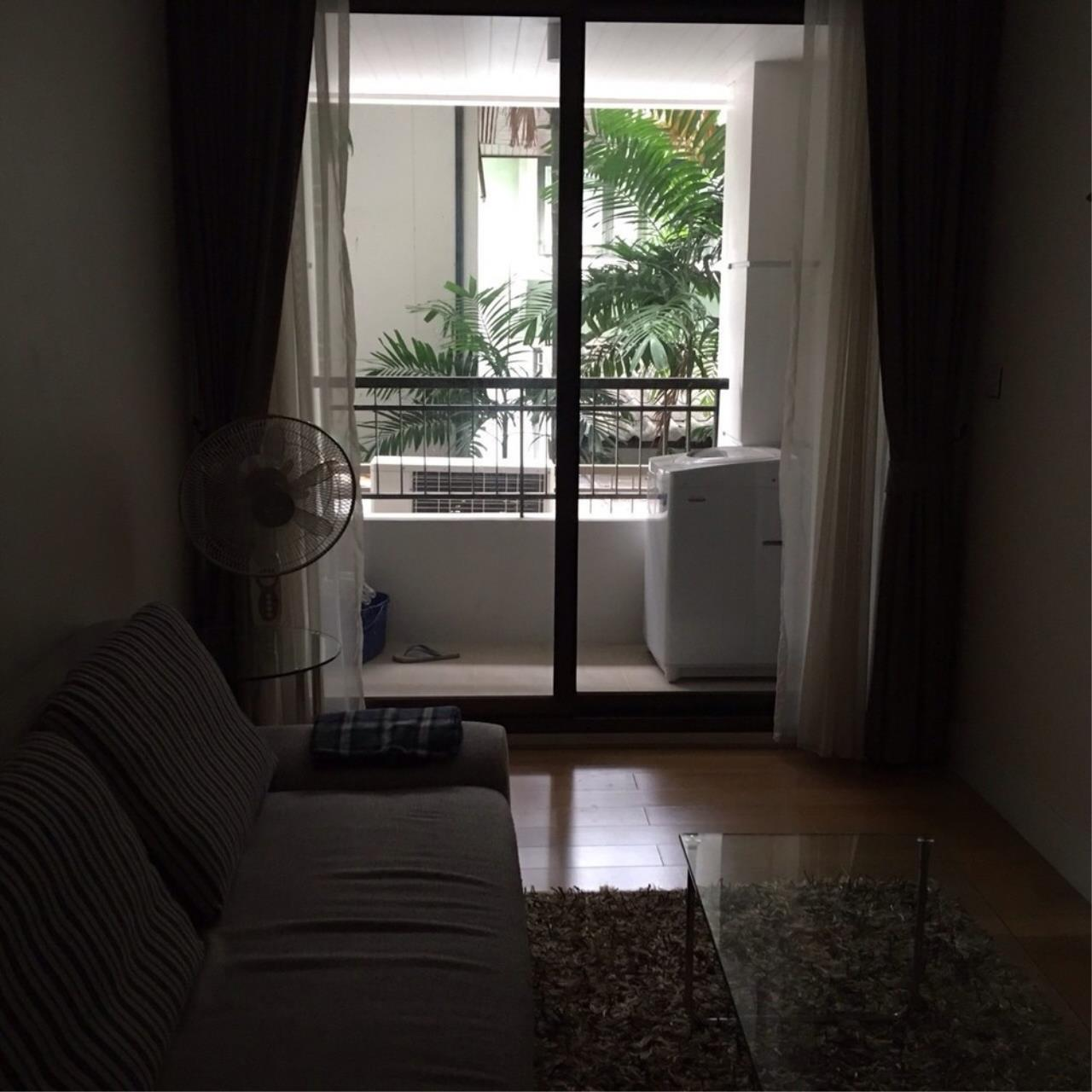 The One Residence Agency's condominium for rent at Collezio Sathorn-Pipat , 1BR , 1BA , 43SQM 2