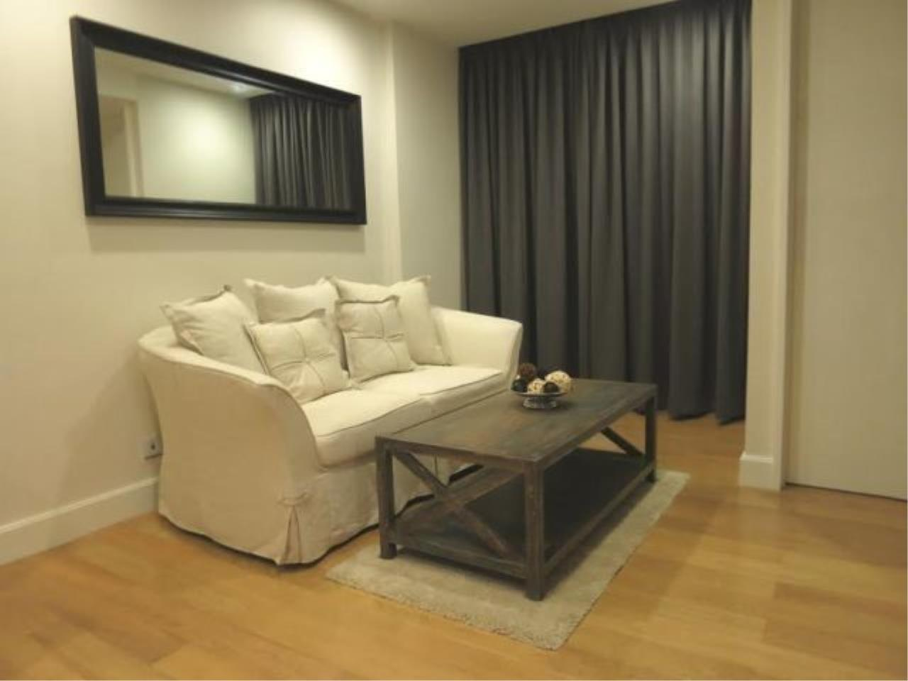 The One Residence Agency's condominium for rent at Collezio Sathorn-Pipat , 1BR , 1BA , 43.5SQM 5