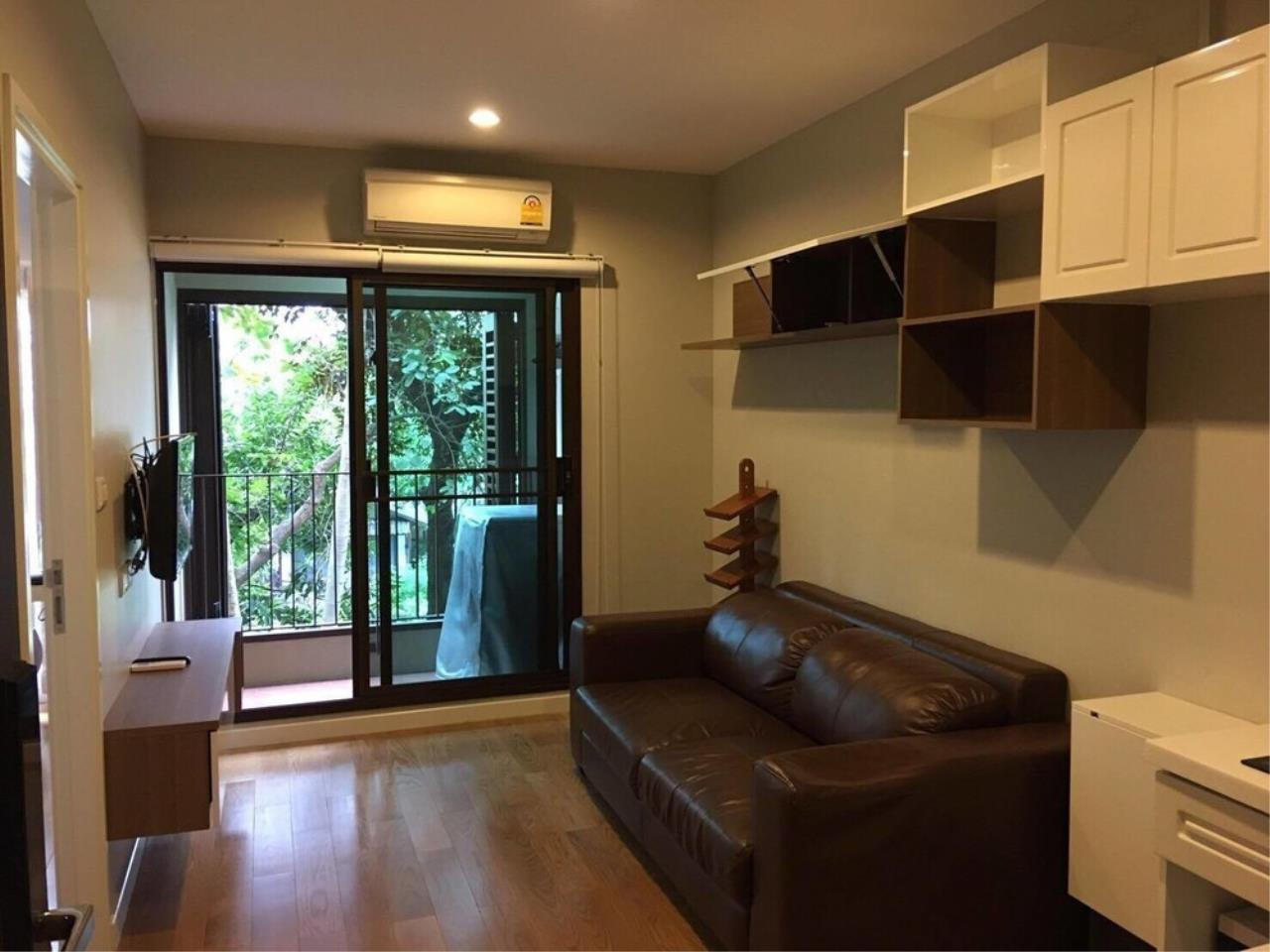 The One Residence Agency's condominium for rent at Condolette Dwell Sukhumvit 26 , 1BR , 1BA , 29SQM 2