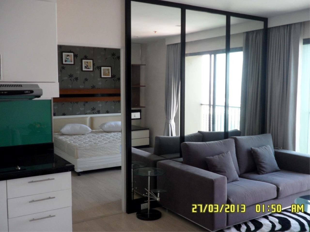 The One Residence Agency's condominium for sale , rent at Noble Solo , 1BR , 1BA , 55SQM 7