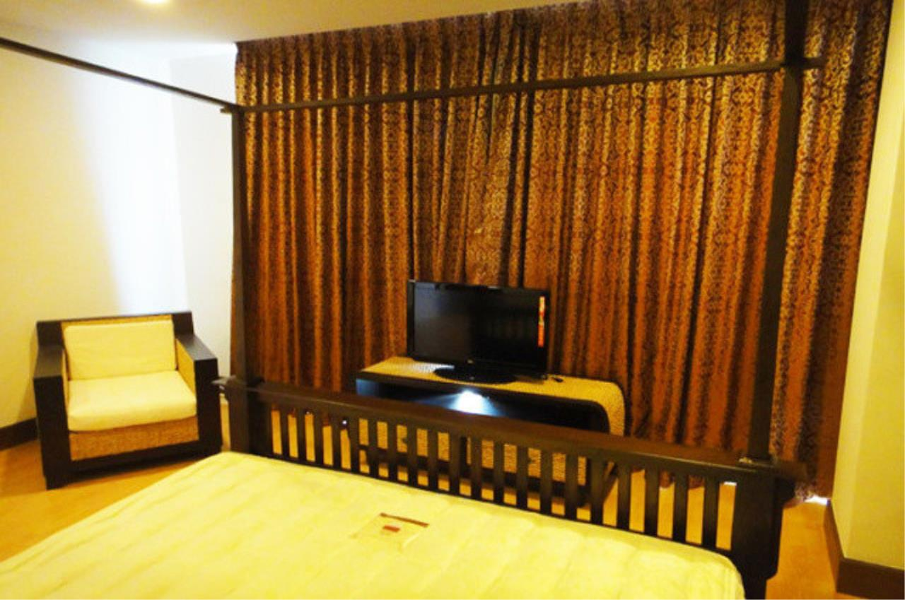 The One Residence Agency's condominium for rent at Nusasiri Grand , 2BR , 2BA , 126SQM 1