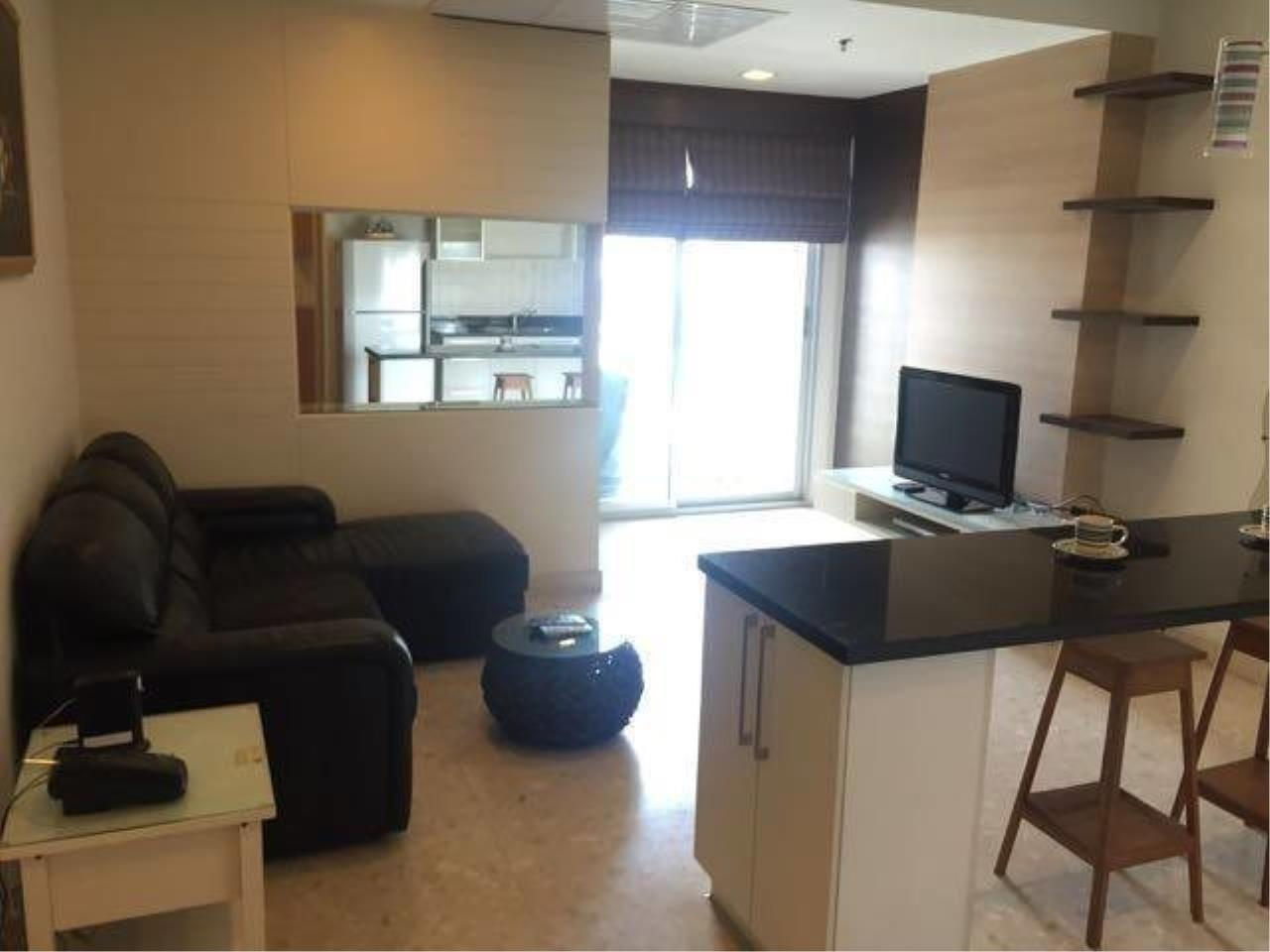The One Residence Agency's condominium for rent at Nusasiri Grand , 2BR , 2BA , 80SQM 9