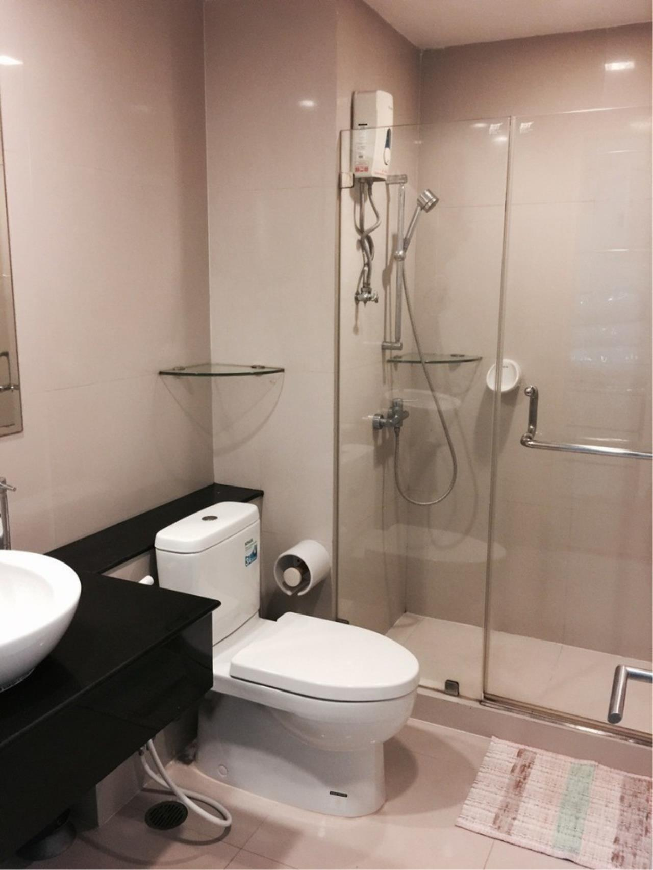 The One Residence Agency's condominium for rent at Nusasiri Grand , 0BR , 1BA , 37SQM 1