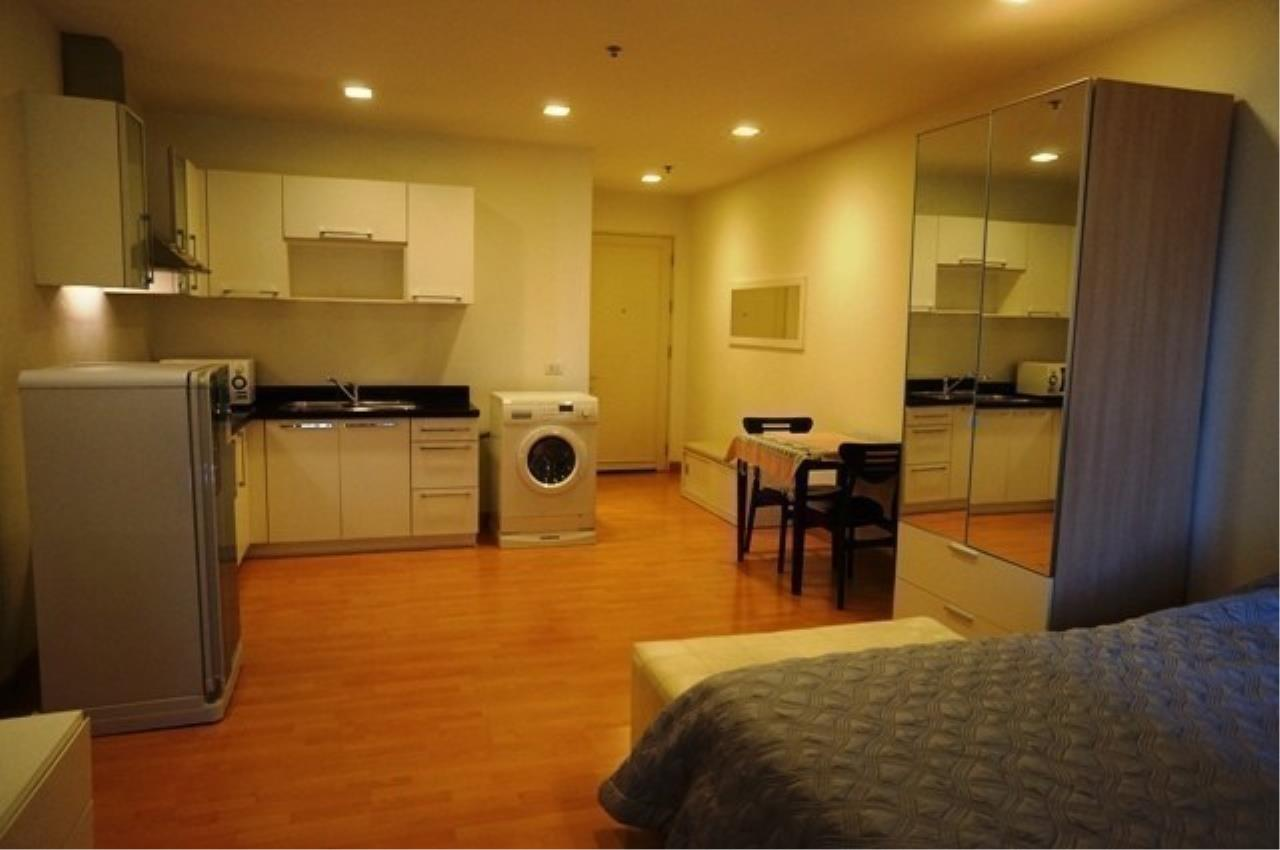 The One Residence Agency's condominium for rent at Nusasiri Grand , 0BR , 1BA , 40SQM 5