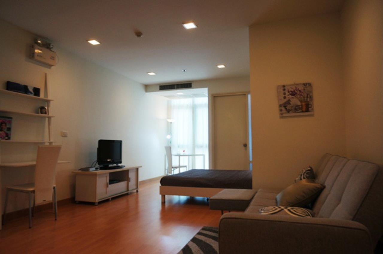 The One Residence Agency's condominium for rent at Nusasiri Grand , 0BR , 1BA , 37SQM 5