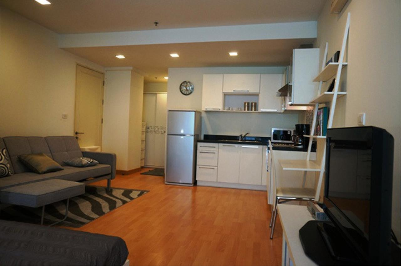The One Residence Agency's condominium for rent at Nusasiri Grand , 0BR , 1BA , 37SQM 3