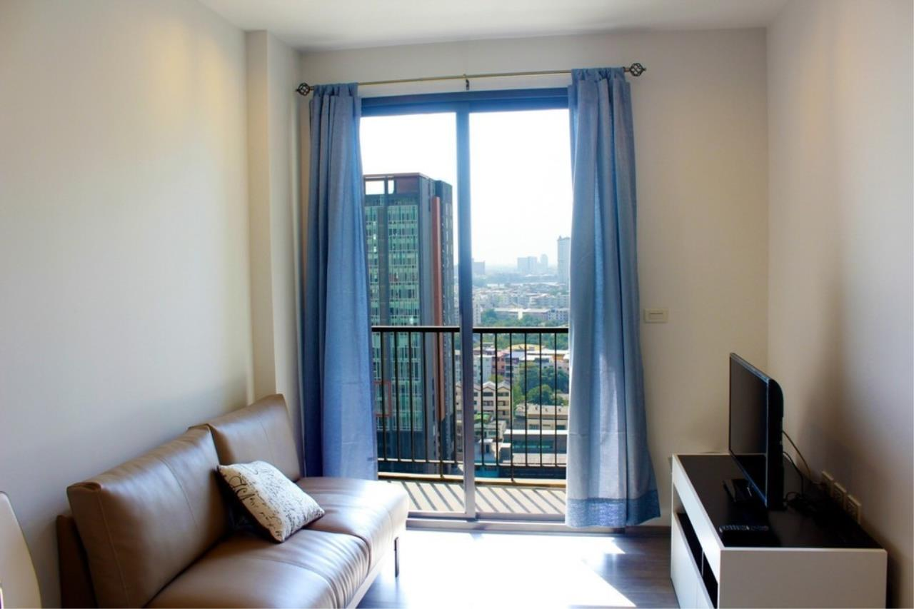 The One Residence Agency's condominium for rent at Nye by Sansiri , 1BR , 1BA , 36SQM 1