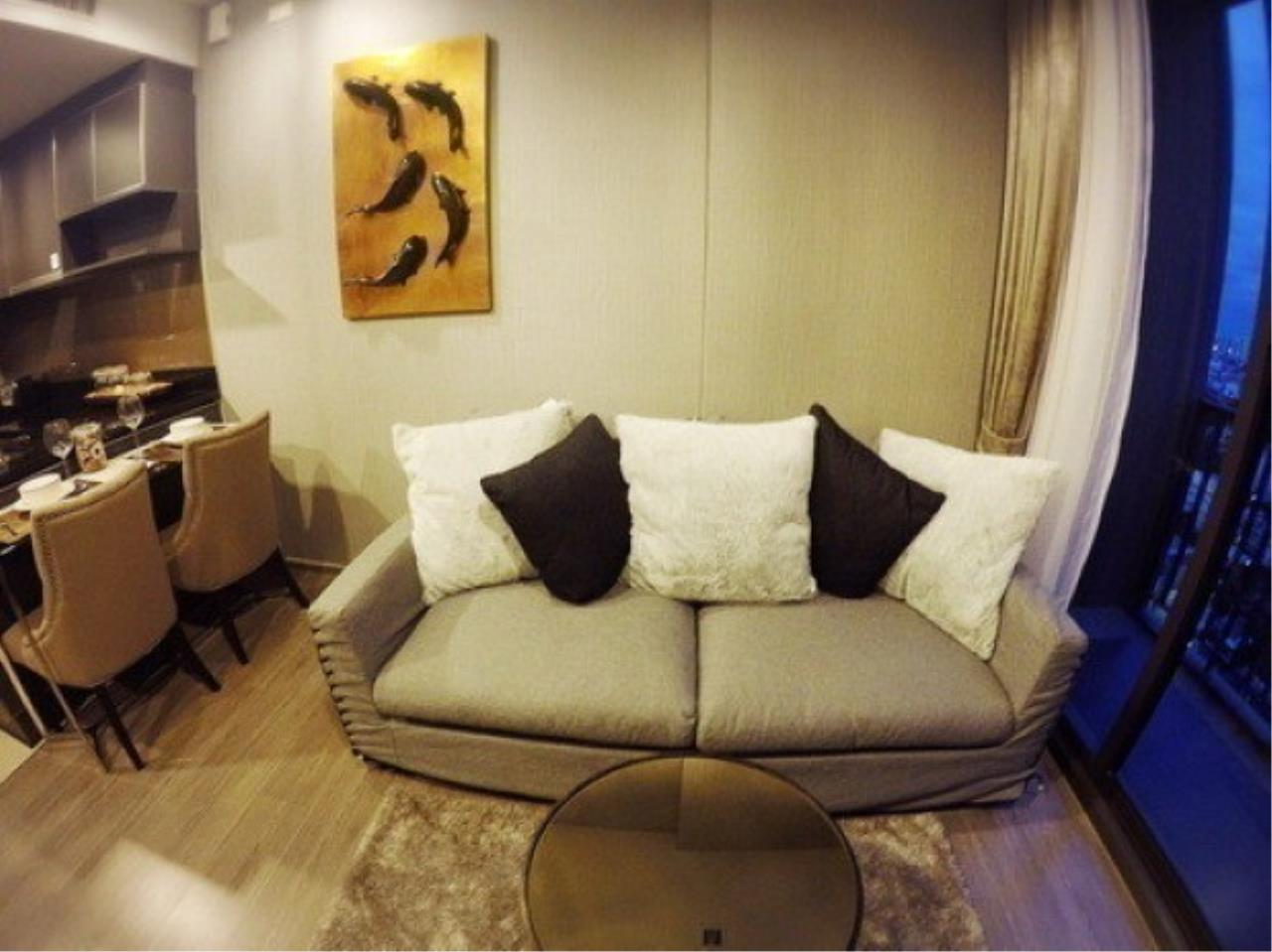 The One Residence Agency's condominium for rent at Nye by Sansiri , 1BR , 1BA , 36SQM 4