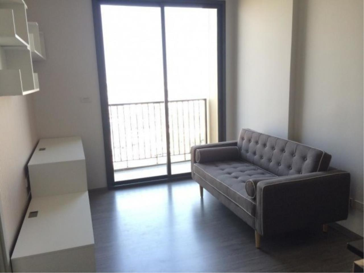The One Residence Agency's condominium for rent at Nye by Sansiri , 1BR , 1BA , 36SQM 3