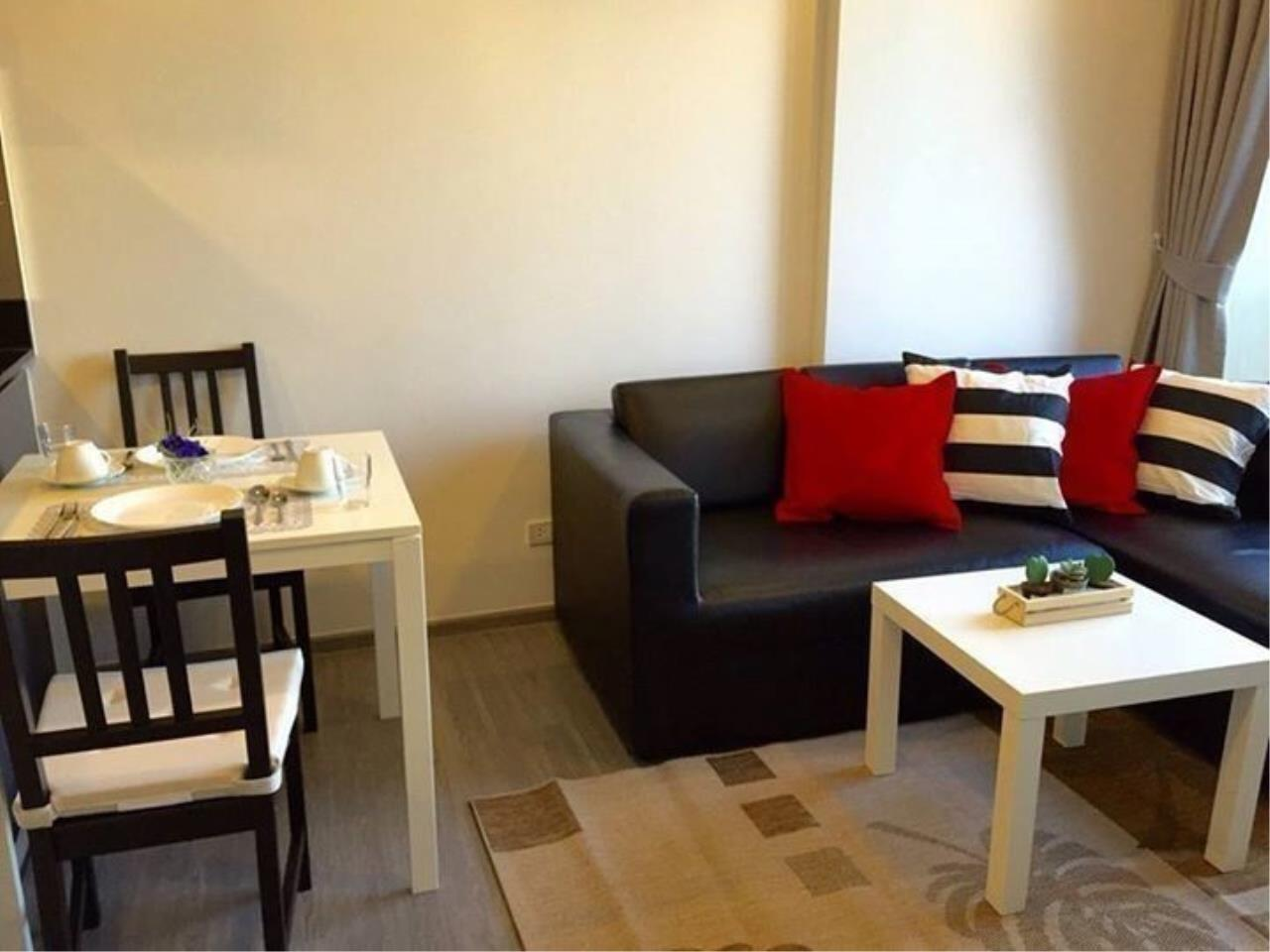 The One Residence Agency's condominium for rent at Nye by Sansiri , 1BR , 1BA , 36.5SQM 5