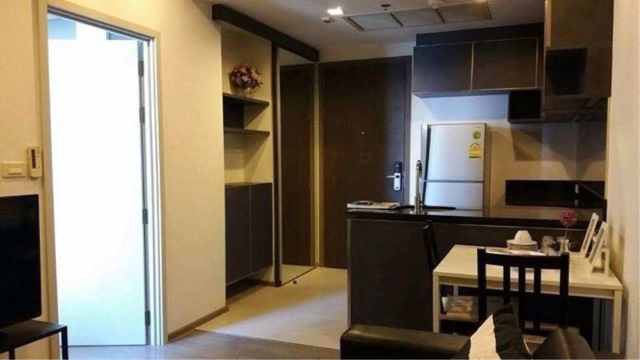 The One Residence Agency's condominium for rent at Nye by Sansiri , 1BR , 1BA , 36.5SQM 2