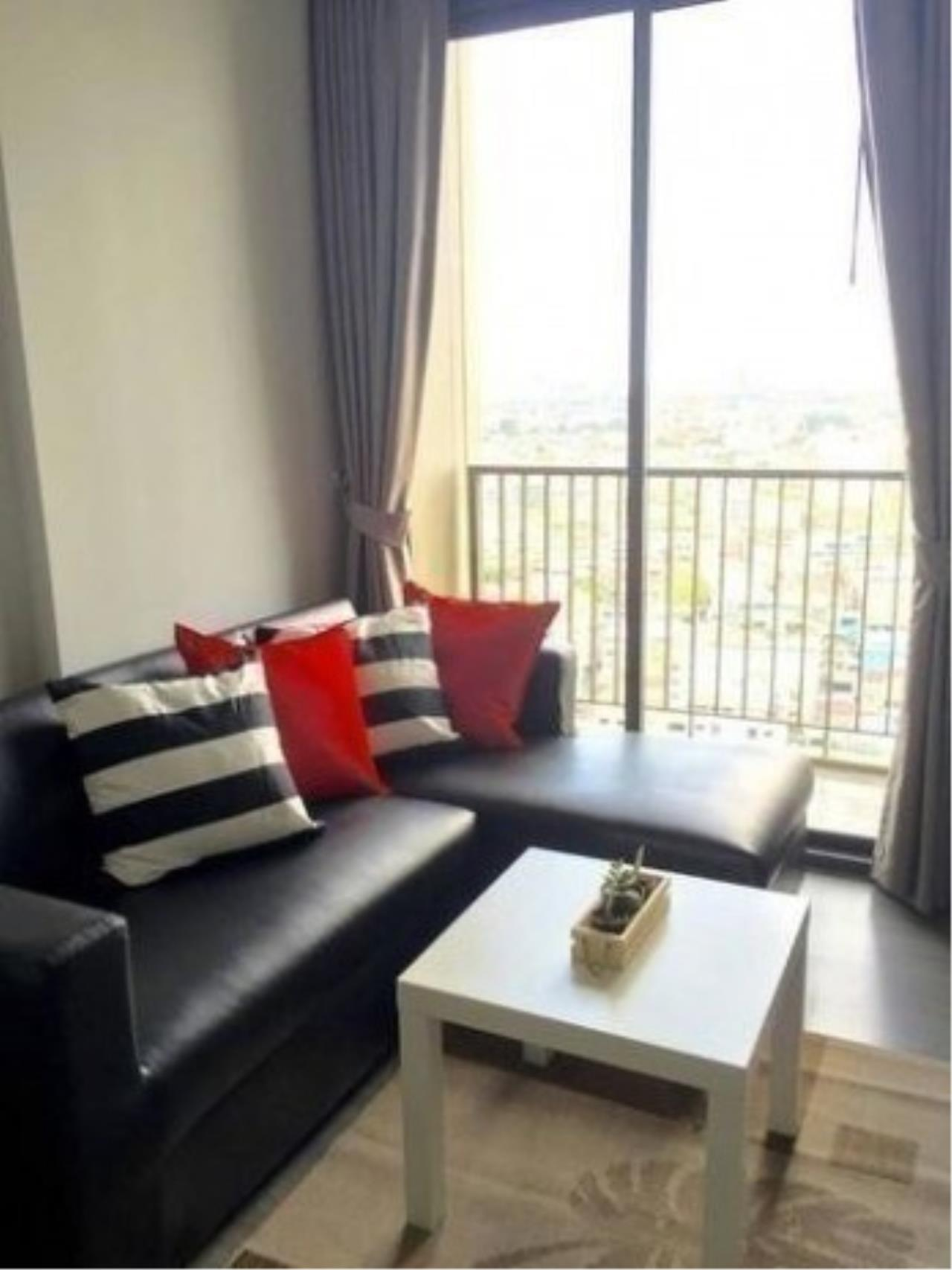 The One Residence Agency's condominium for rent at Nye by Sansiri , 1BR , 1BA , 37SQM 1