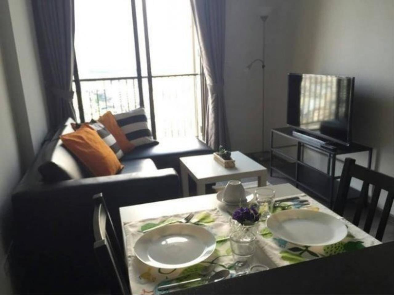 The One Residence Agency's condominium for rent at Nye by Sansiri , 1BR , 1BA , 37SQM 4