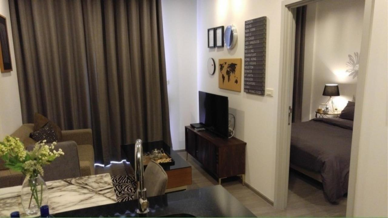 The One Residence Agency's condominium for rent at Nye by Sansiri , 1BR , 1BA , 36SQM 2