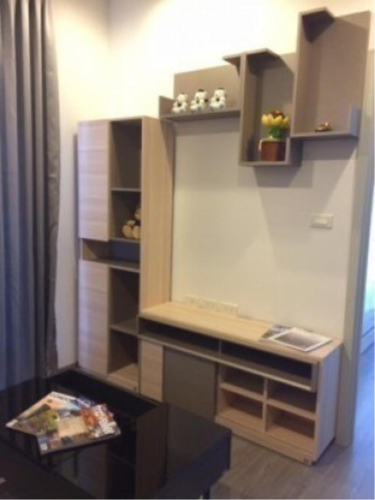 The One Residence Agency's condominium for rent at Nye by Sansiri , 1BR , 1BA , 32SQM 2