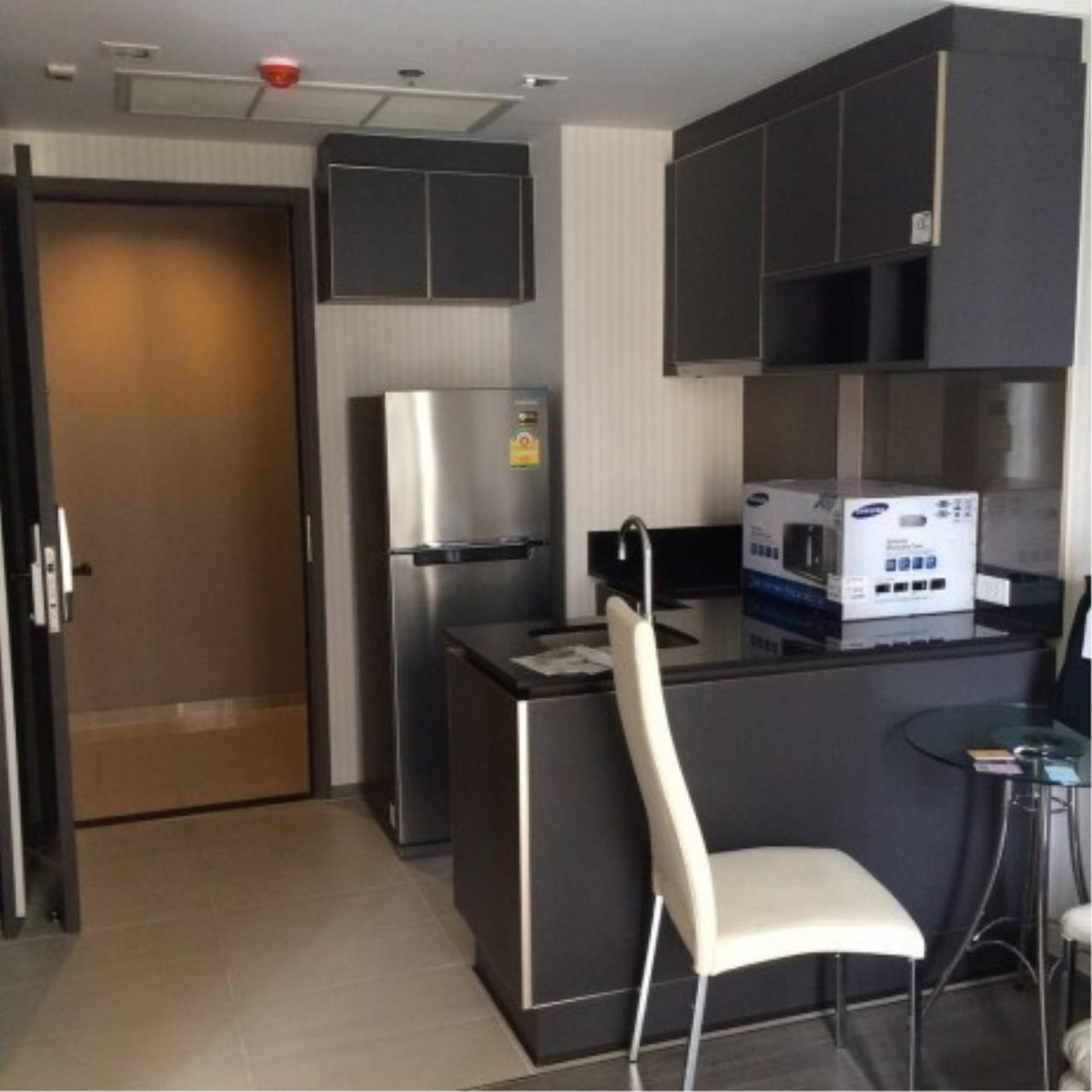 The One Residence Agency's condominium for rent at Nye by Sansiri , 1BR , 1BA , 31SQM 4