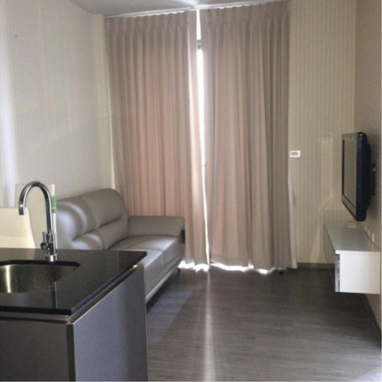 The One Residence Agency's condominium for rent at Nye by Sansiri , 1BR , 1BA , 31SQM 3